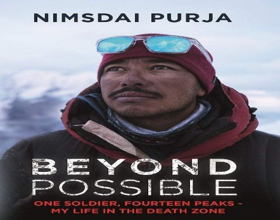 Beyond Possible One Soldier Fourteen Peak My Life In The Death Zone by Nimsdai Purja