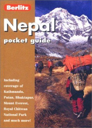 Nepal Pocket Guide ( Berlitz Pocket Guides)