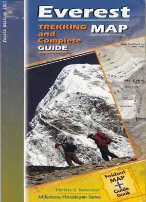 Everest Trekking Map and Complete Guide