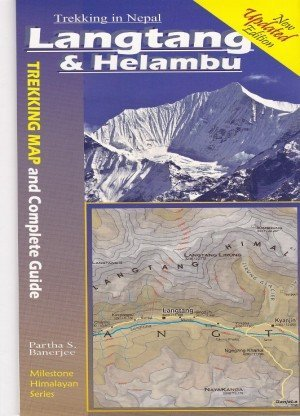 Langtang and Helambu Trekking Map and Complete Guide