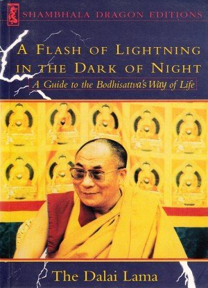 Flash of Lightning in the Dark of Night: A Guide to the Bodhisattva's Way of Life