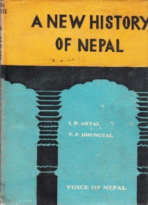 A New History of Nepal