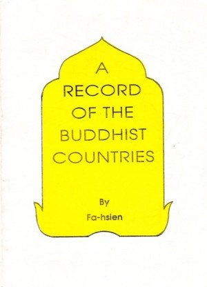 A Record of the Buddhist Countries