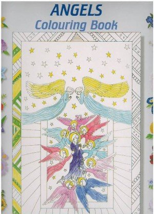 Angels Colouring Book