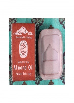 Almond Oil Natural Body Soap