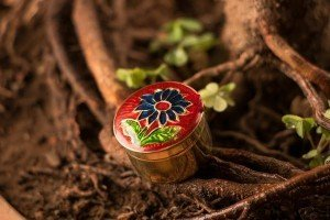 Arabian Night - Natural Beeswax Perfume Cream