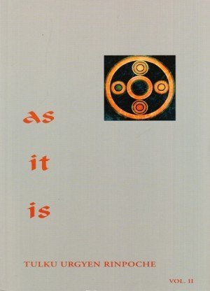 As It Is -  Volume 1