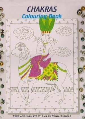 Chakras Colouring Book