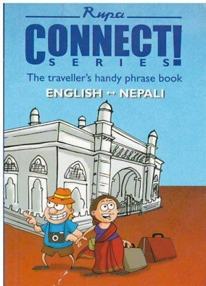 Connect Series: The Traveller's Handy Phrase Book (English-Nepali)