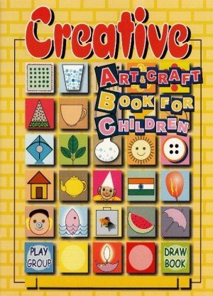Creative Art & Craft Book for Children: Draw Book