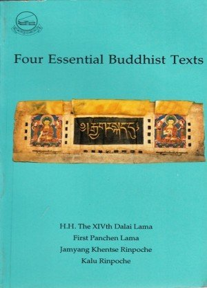 Four Essential Buddhist Texts