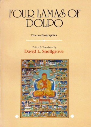 Four Lamas of Dolpo : Tibetan Biographies