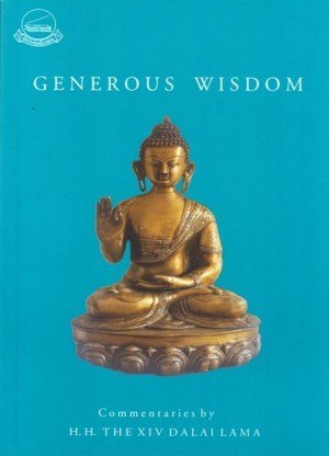 Generous Wisdom: Commentaries on the Jatakamala, Garlands of Birth Stories