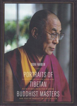 Portraits of Tibetan Buddhist Masters