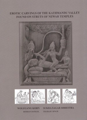 Erotic Carving of the Kathmandu Valley Found on Struts of Newar Temples