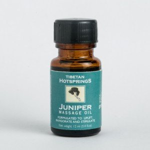 Tibetan Hotsprings Juniper Essential Oil Blend (12 ml) 0.298