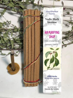 Air Purifying Kapur Incense