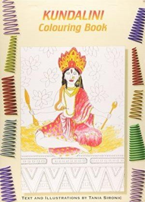 Kundalini Colouring Book
