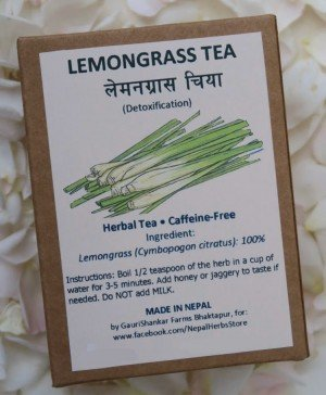 Lemongrass Tea (100 GM)