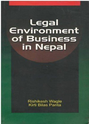 Legal Environment of Business In Nepal