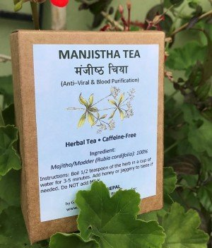 Manjistha Tea (100 Grams)