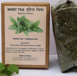 Mint Tea (100 GM)