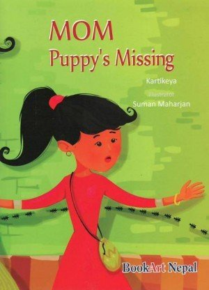 Mom, Puppy's Missing