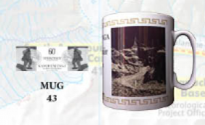 "Souvenir Mug - ""60 years on the Mountain"""
