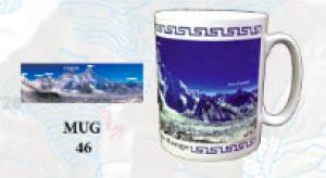 "Souvenir Mug - ""The Highest Mountains Nepal"""