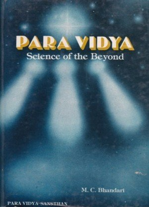 Para Vidya: Science of the Beyond