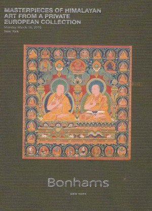Masterpieces of Himalayan Art from a Private European Collection