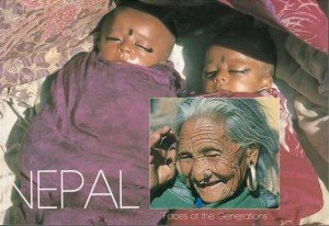 Nepal Faces of the Generations N2021