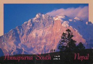 Annapurna South N2059