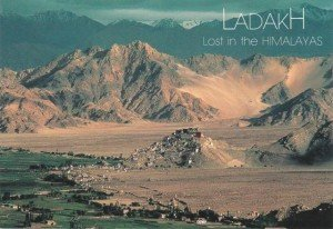 Ladakh Lost in the Himalayas N2145
