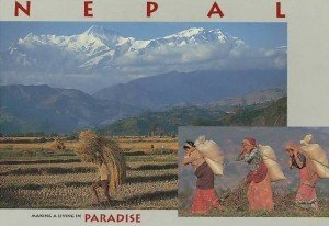 Nepal Making a Living in Paradise N3059
