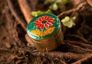 Nag Champa - Natural Beeswax Perfume Cream