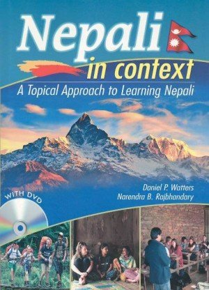 Nepali in Context: A Topical Approach to Learning Nepali