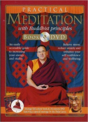 Practical Meditation with Buddhist Principles (Book & DVD)