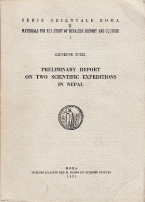 Preliminary Report on Two Scientific Expeditions in Nepal