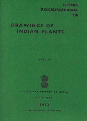 Icones Roxburghianae Or: Drawings Of Indian Plants Fasc.VI