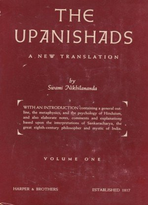 The Upanishads: A New Translation Volume I