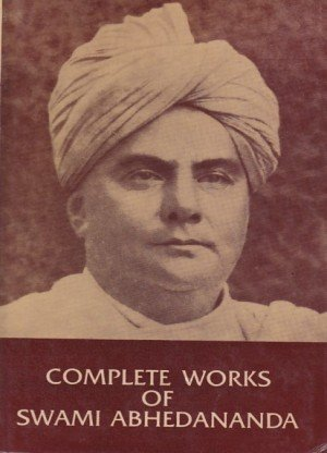 Complete works of Swami Abhedananda (10 vol set)