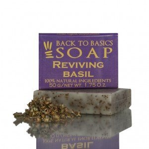 Back to Basics Reviving Basil Soap (50 gms.)