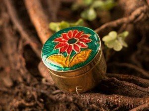 Opium - Natural Beeswax Perfume Cream