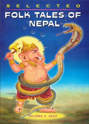 Selected Folk Tales of Nepal