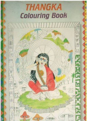 Thangka Colouring Book