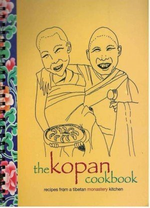 The Kopan Cookbook: Recipes from a Tibetan Monastery Kitchen