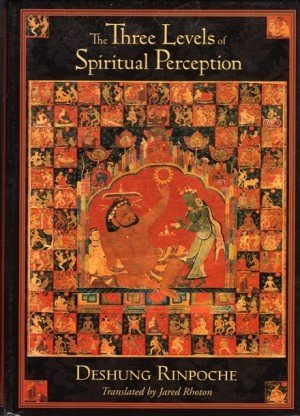 The Three Levels of Spiritual Perception: A Commentary on the Three Visions