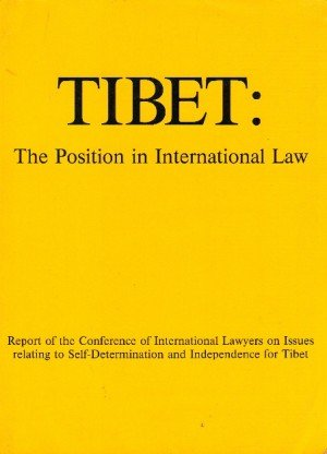 Tibet: The Position of International Law