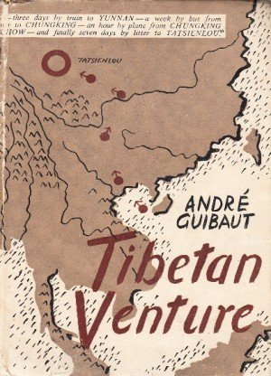 Tibetan Venture: In the Country of the Ngolo-Setas